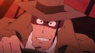Is Lupin Still Burning? - Toonami Promo