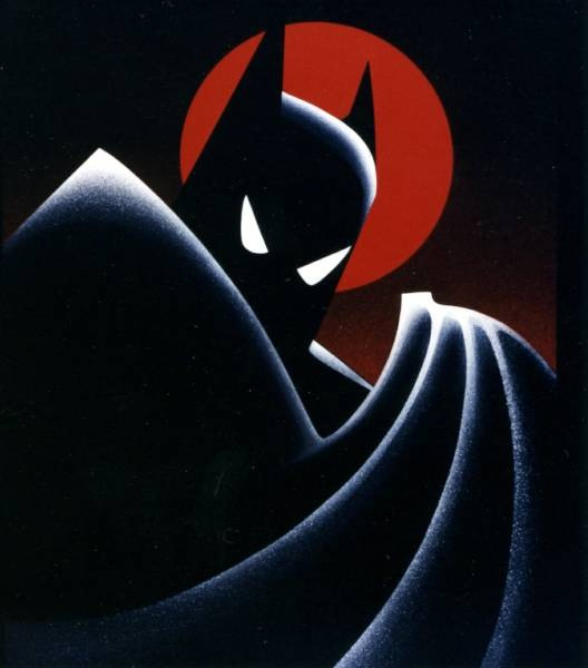 batman the animated series 1992 95