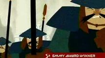 Samurai Jack Toonami Promo