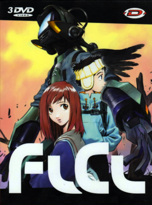 FLCL DVD