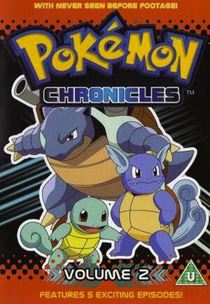 Pokemon Chronicles DVD