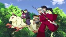 Inuyasha The Final Act Toonami Intro 2