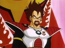 King Vegeta (DBZ Bardock)