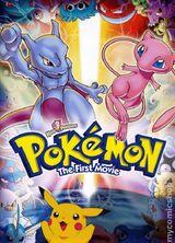 Pokemon - The First Movie: Mewtwo Strikes Back