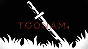 Toonami Logo Samurai Jack Variant
