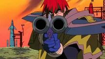Outlaw Star - Toonami Promo (Midnight Run)