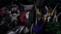 Gundam Iron Blooded Orphans - Toonami Intro 9