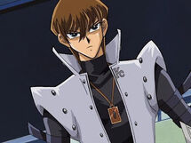 Seto Kaiba Pyramid of Light