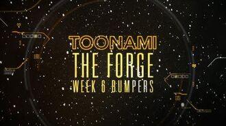 The Forge Week 6 - Toonami Bumpers