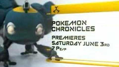 Pokemon Chronicles Toonami Promo