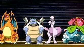 Pokemon First Movie - Toonami Promo