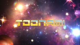 Toonami Logo - Space Dandy