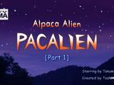 Alpaca Alien: PACALIEN