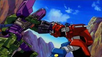 Transformers Armada - Toonami Promo (30 seconds)