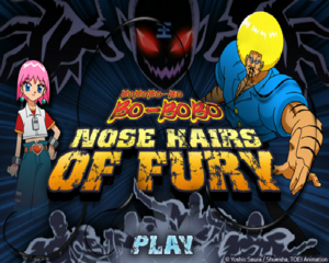 Nose Hars of Fury