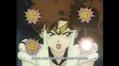 Sailor Moon Wants You - Toonami Sweepstakes (July 1999)