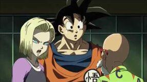 Dragon Ball Super Episode 68 - Toonami Promo