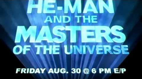 Toonami - He-Man Promo (1080p HD)