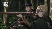 Attack on Titan Episode 41 - Toonami Promo