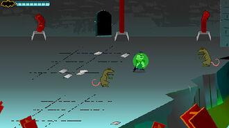 Gauntlet of Doom - 5 - Rats - Gameplay