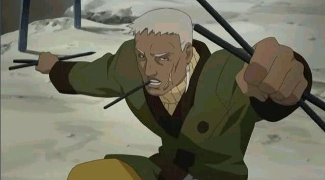 Samurai 7 Anime Characters : Image katayama gorobei.png toonami wiki fandom powered by wikia