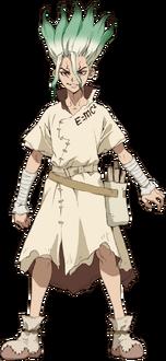 Senku Ishigami (Dr Stone)
