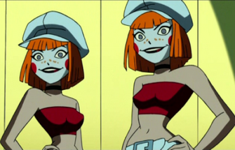 Dee Dee (Batman Beyond)