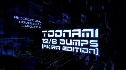 Akira Toonami Bumpers 12-07-13