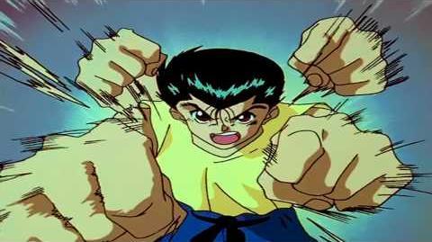 Yu Yu Hakusho Season 2 - Toonami Promo