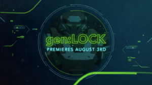 Gen-lock Toonami