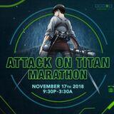 Attack on Titan Season 3 Marathon