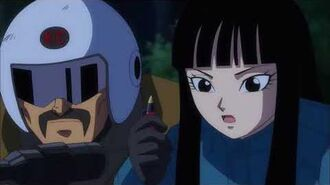 Dragon Ball Super Episode 63 - Toonami Promo