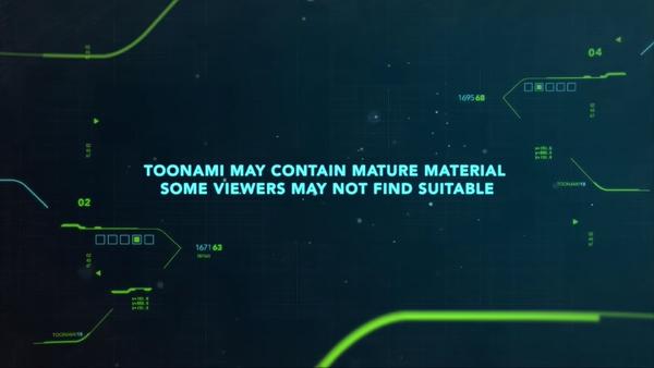 Toonami Disclaimer 2018