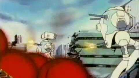 Robotech Intro (Giant Robot Week)