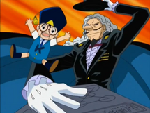 Kido and Dr. Riddles