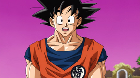 Goku DBS