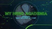 My Hero Academia Season 4 - Toonami Promo
