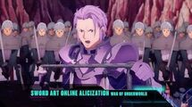 Sword Art Online Alicization Episode 30 - Toonami Promo