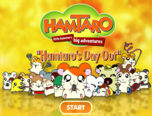 Hamtaros Day Out