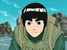 Rock Lee-Shippuden
