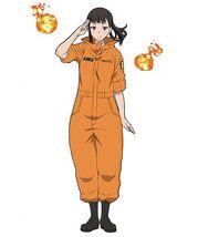 Maki Oze (Fire Force)