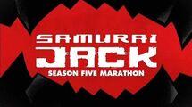 Samurai Jack Season 5 Marathon - Toonami Promo