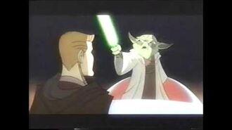 Star Wars Clone Wars Marathon - Toonami Bumpers (May 14, 2005)