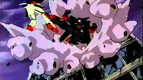 G Gundam Short Toonami Promo