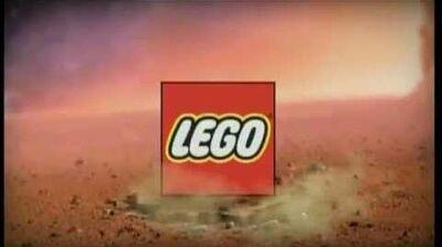 LEGO Mars Mission Giveaway Toonami Promo 2007