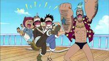 One Piece - Toonami Marathon Promo