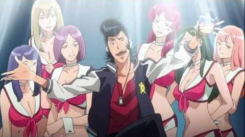Space Dandy Long Toonami Promo