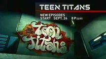 Teen Titans Season 5 Toonami Promo