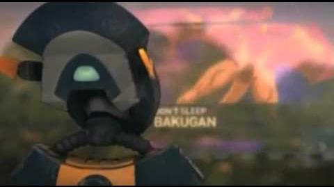 Bakugan Toonami Bumpers