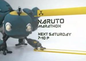 Naruto Marathon (Jan 2007)